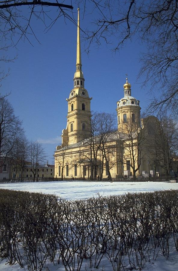 28 Peter and Paul Cathedral - Saint Petersburg, Russia by travel
