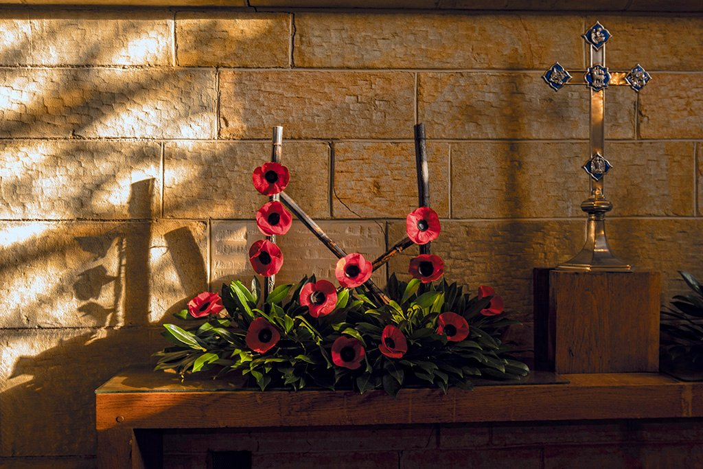 Remembrance Day by ellida