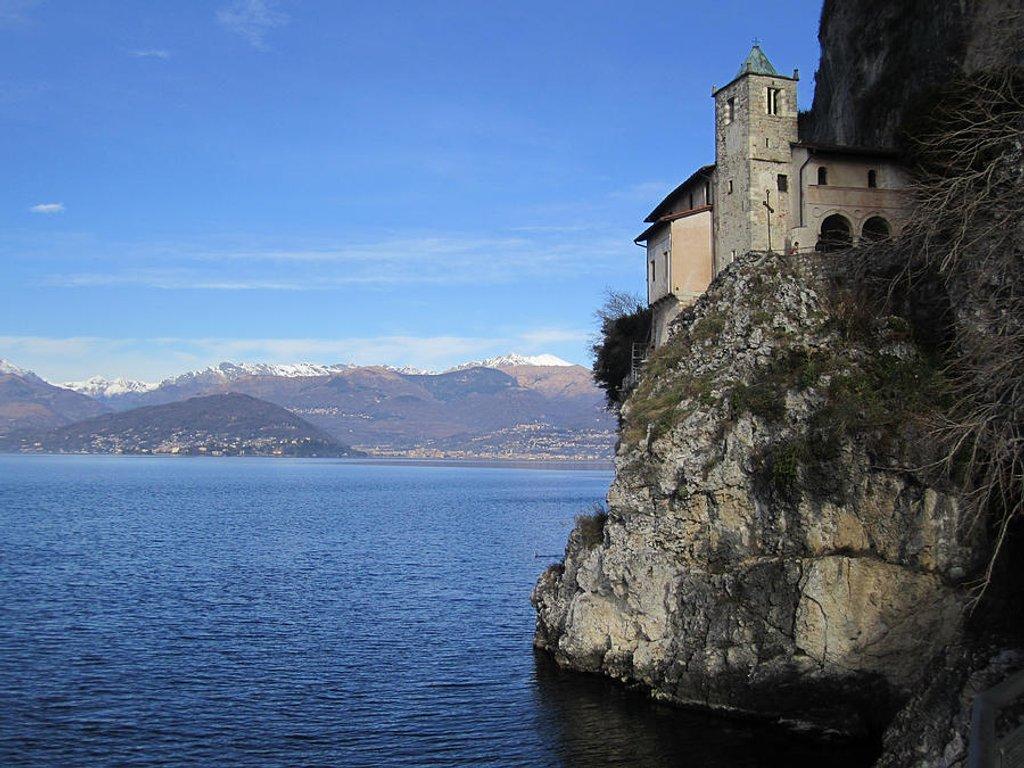 49 Santa Caterina, Lago Maggiore by travel