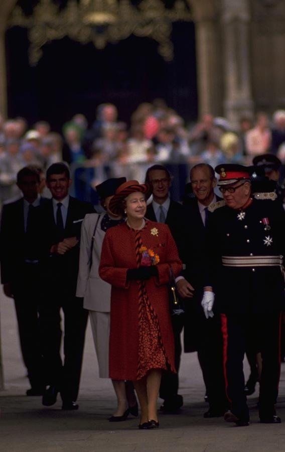 51 Queen Elizabeth and Duke of Edinburgh by travel