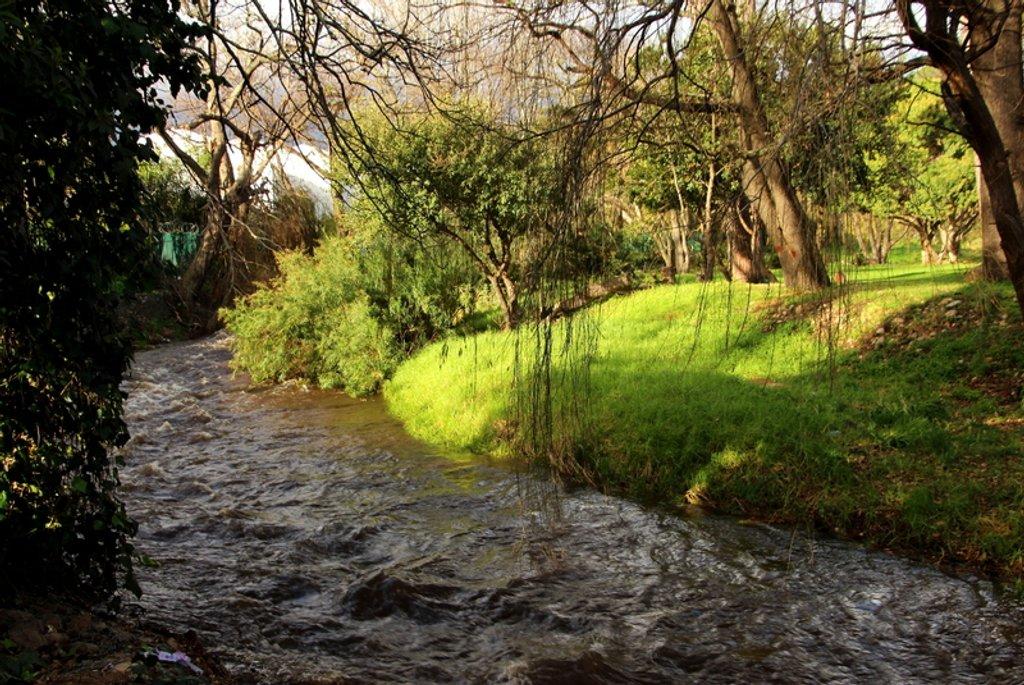 2017 08 11 Lourens River flowing by kwiksilver