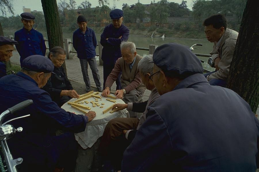 55 Mahjong in Guangzhou by travel