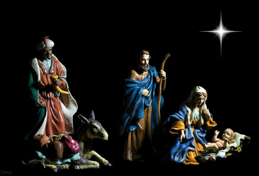 The reason for the season by novab