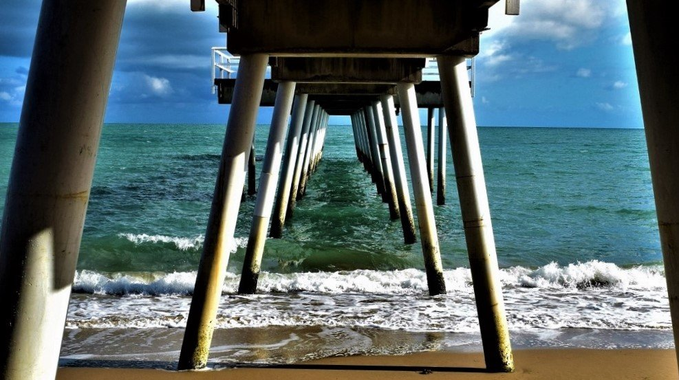 Under The Jetty ~ by happysnaps