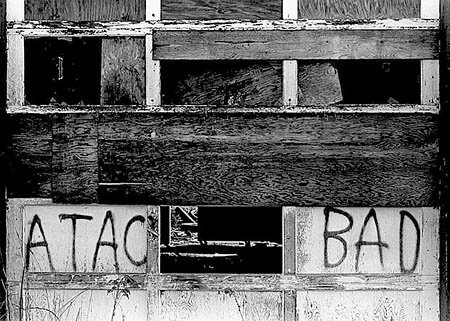 Atac Bad by lsquared