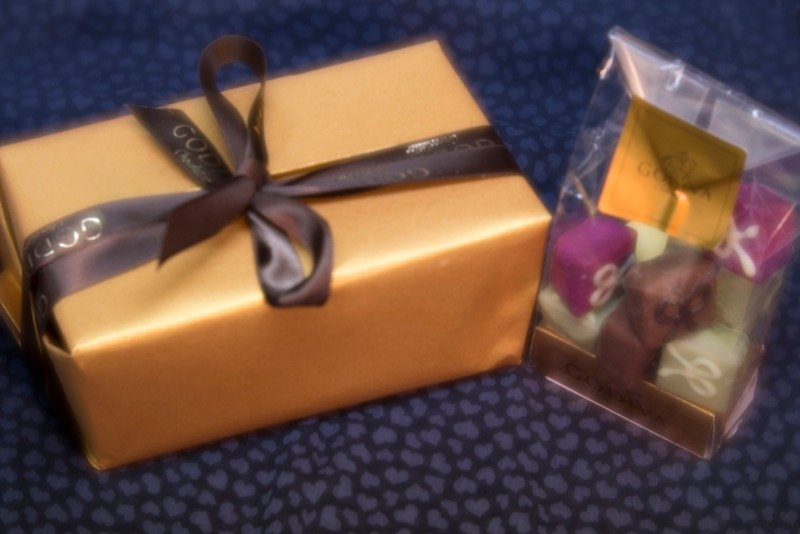 Dreaming- Godiva Chocolates by bizziebeeme