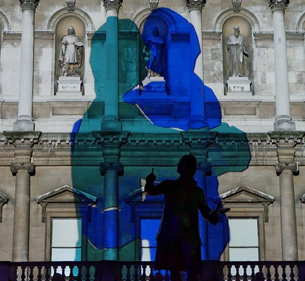 017 - Lumiere London, Royal Academy by bob65