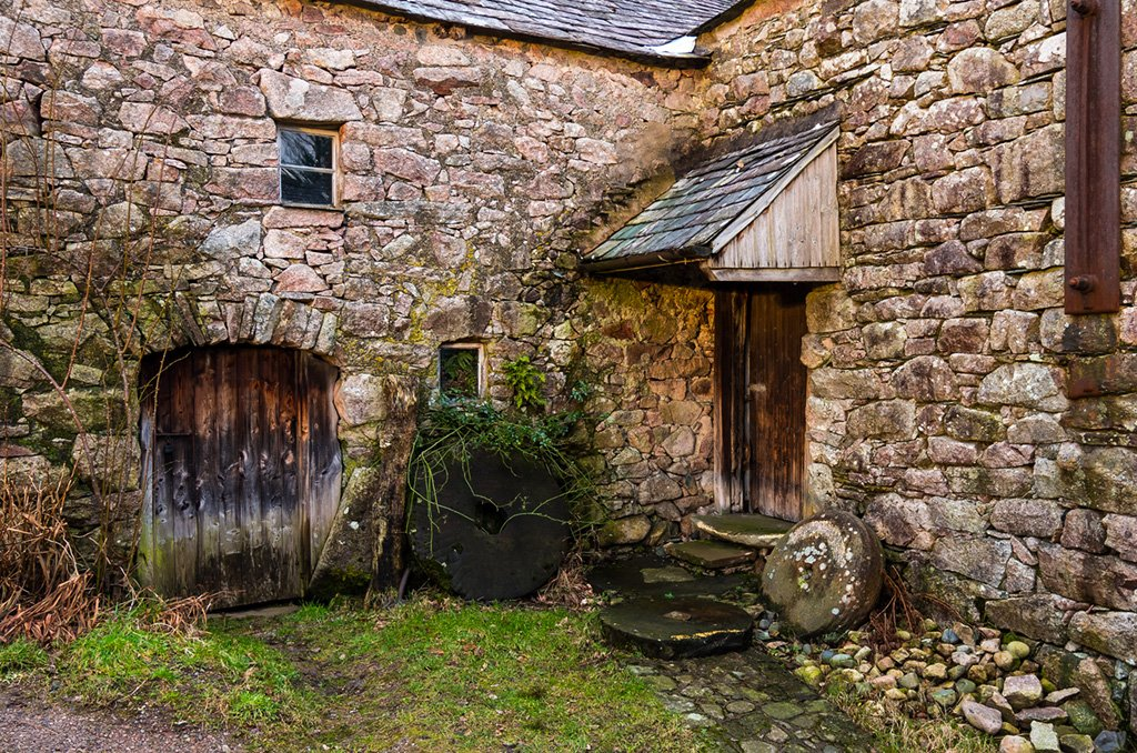 The Old Mill by ellida