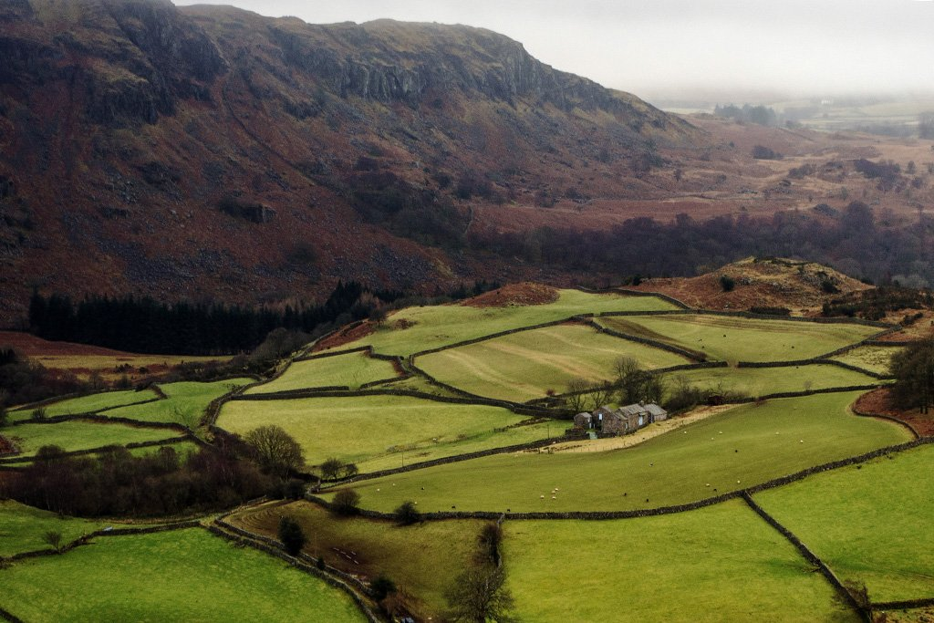 Eskdale Valley by ellida