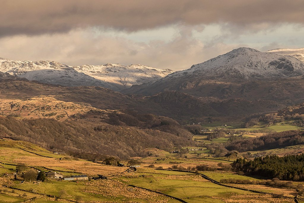 Harter Fell by ellida