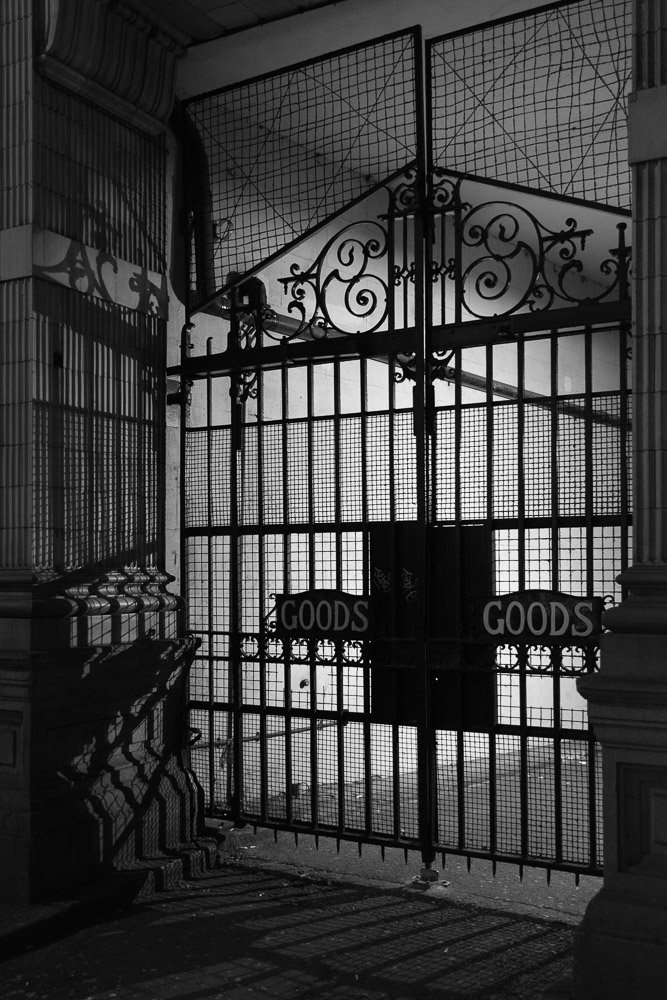 Barred by helenm2016