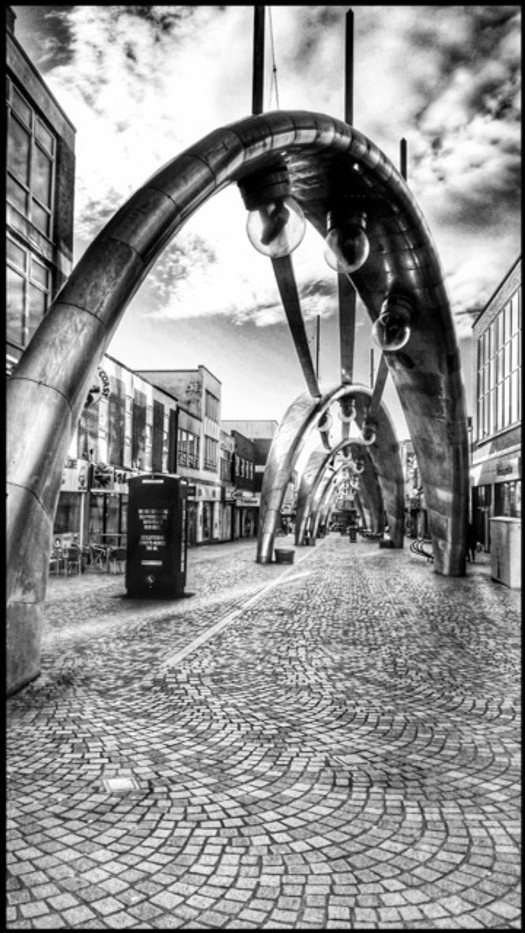 Arches by lyndamcg