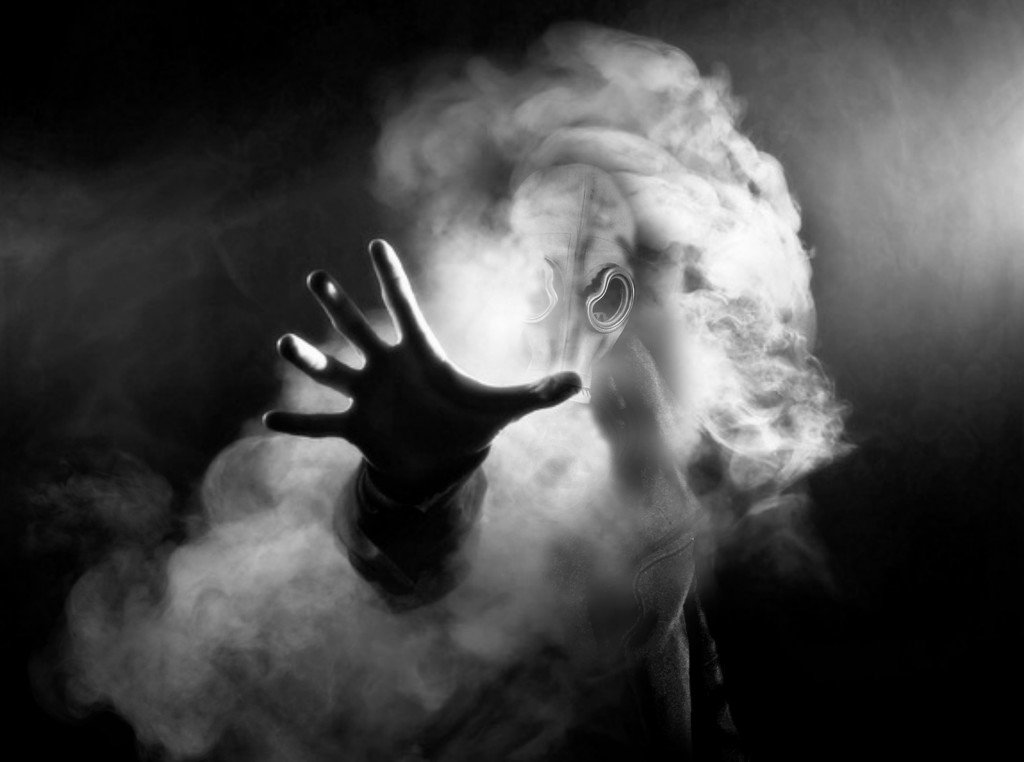 smoke & mirrors by graemestevens