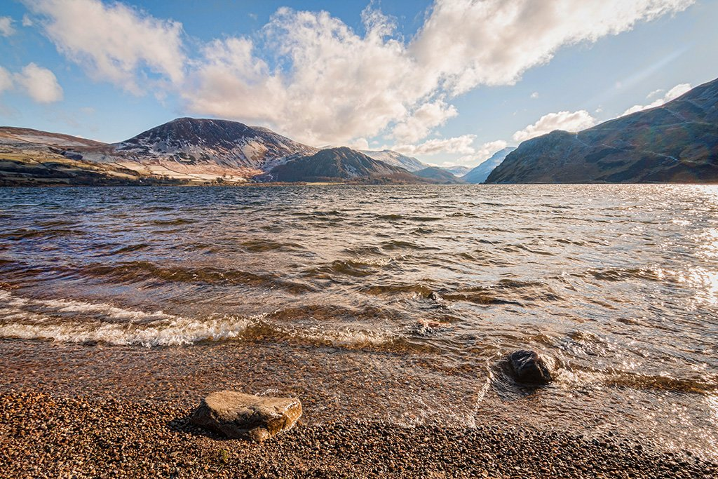 Ennerdale Water by ellida