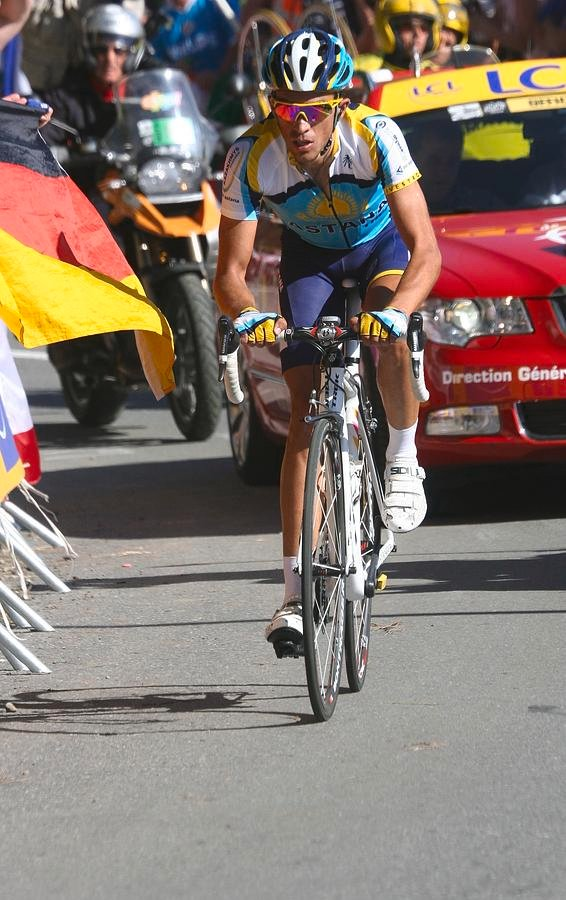 105 Alberto Contador - Mountain Stage by travel