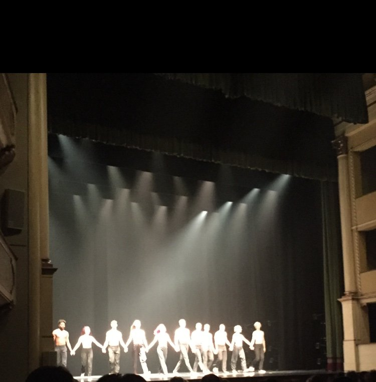 End of the show by caterina