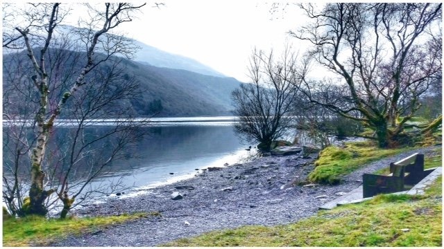 Another view of the Llanberis lake by lyndamcg