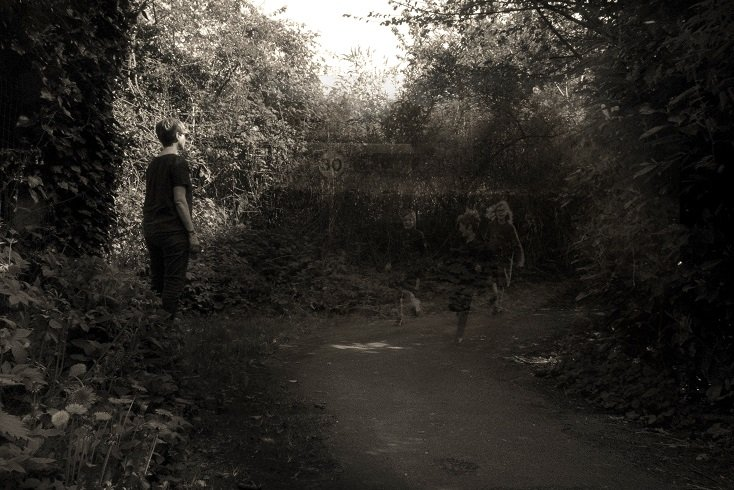 Ghosts of Grub Lane by helenhall