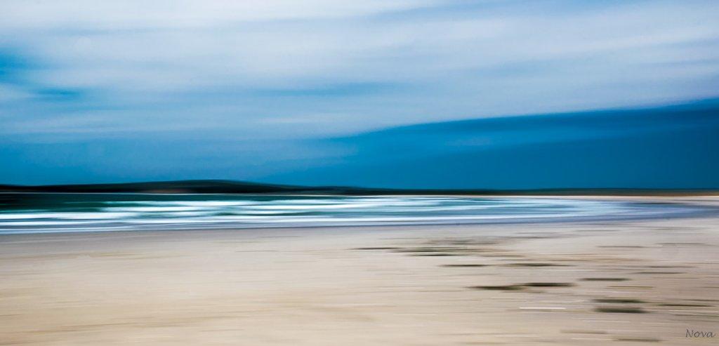 Beach blues by novab