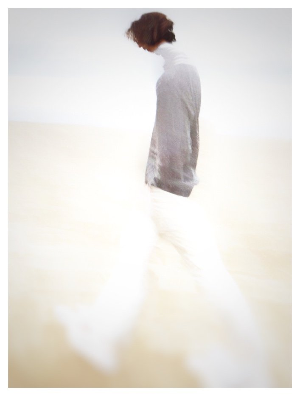 Just walking— no talking by joemuli