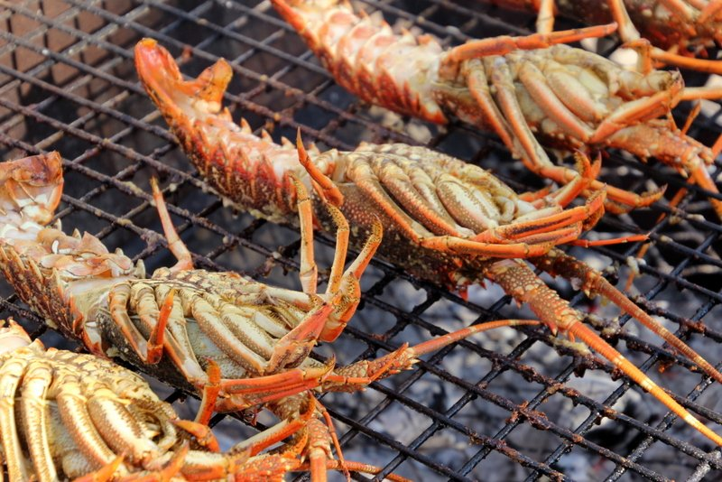 2018 03 17 Crayfish Feast by kwiksilver