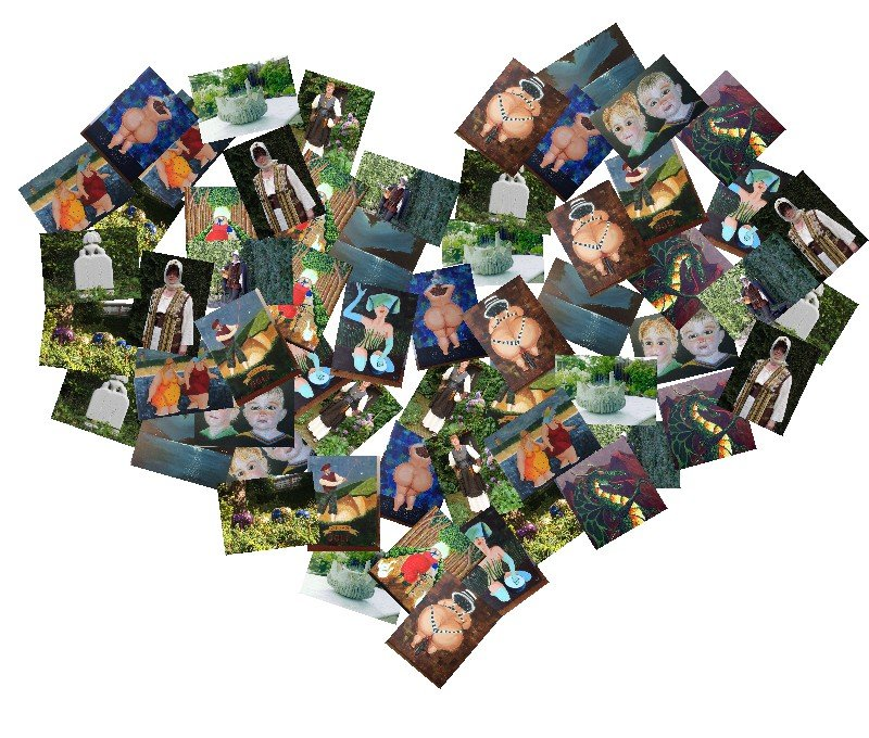 Things I love in a collage by jacqbb