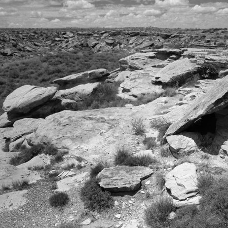 Painted Desert National Park, Arizona by lsquared