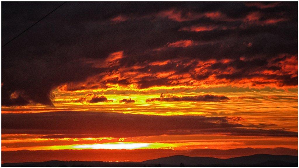 Sunrise  by kerenmcsweeney