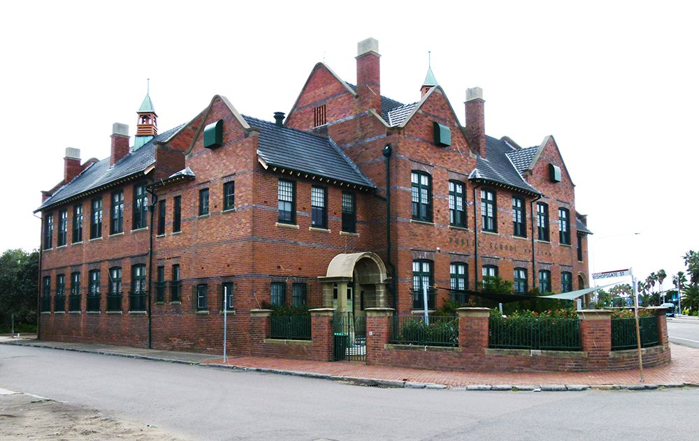 Wickham Public School Built 1904 by onewing