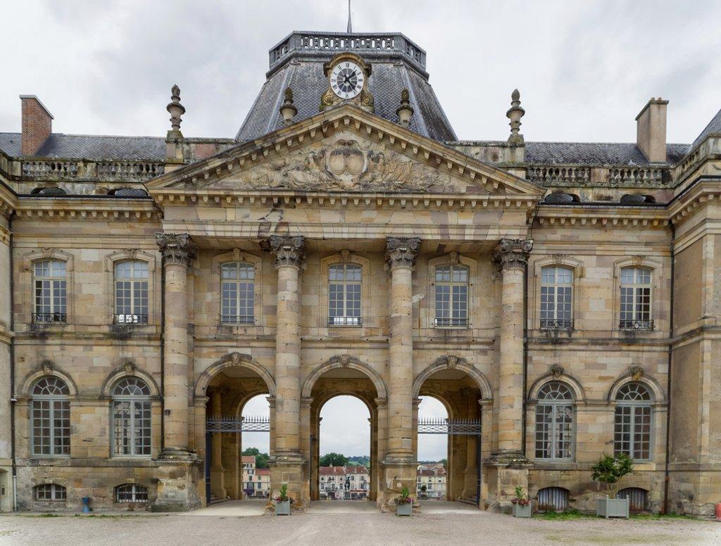 155 - Chateau Luneville (2) by bob65
