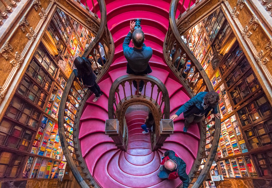 Livraria Lello - I by kwind