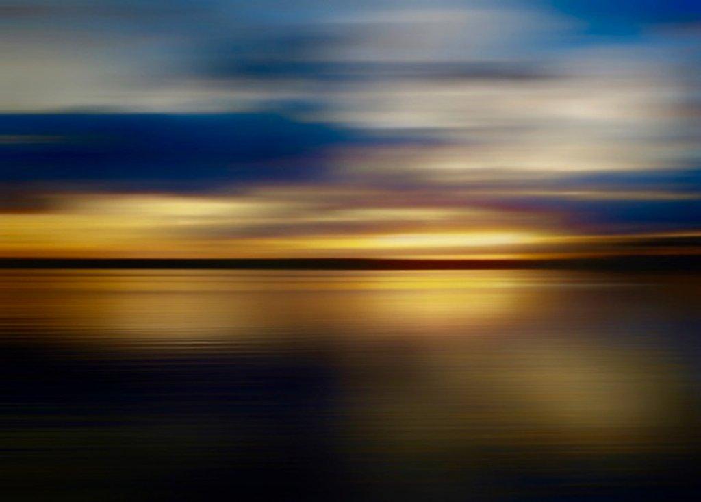 The Sunset  by joemuli