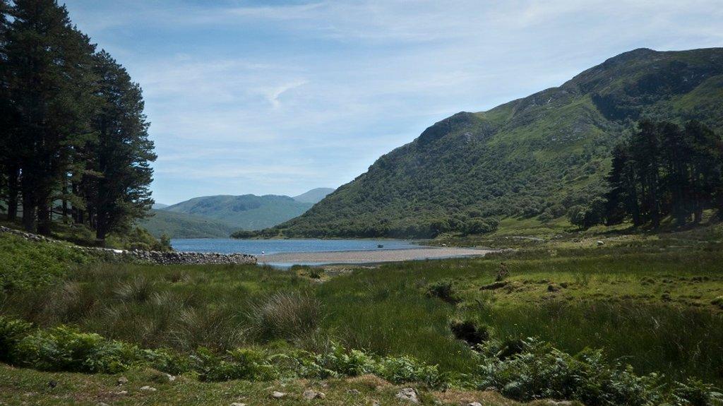 Loch Ba by helenhall