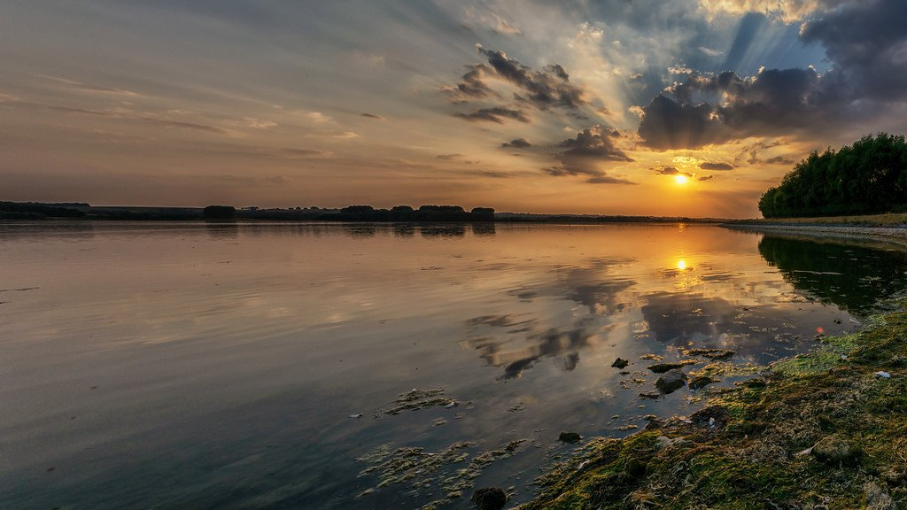 Sunset Panorama  by rjb71