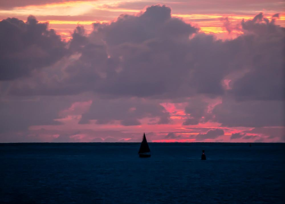 Sailing in the dark by pamknowler