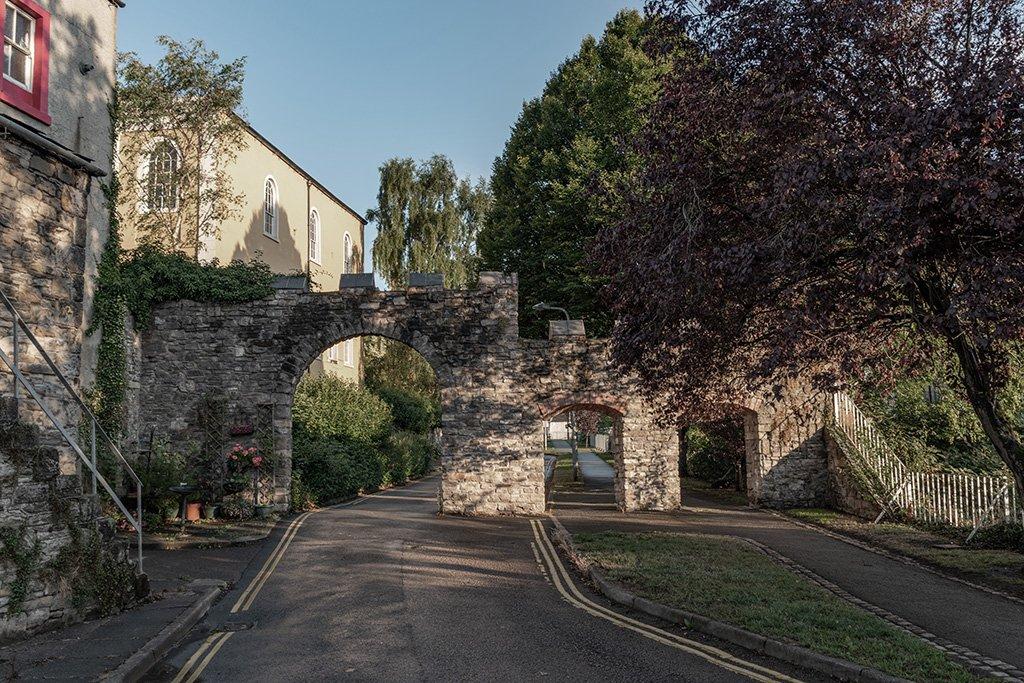 Castle Walls by ellida