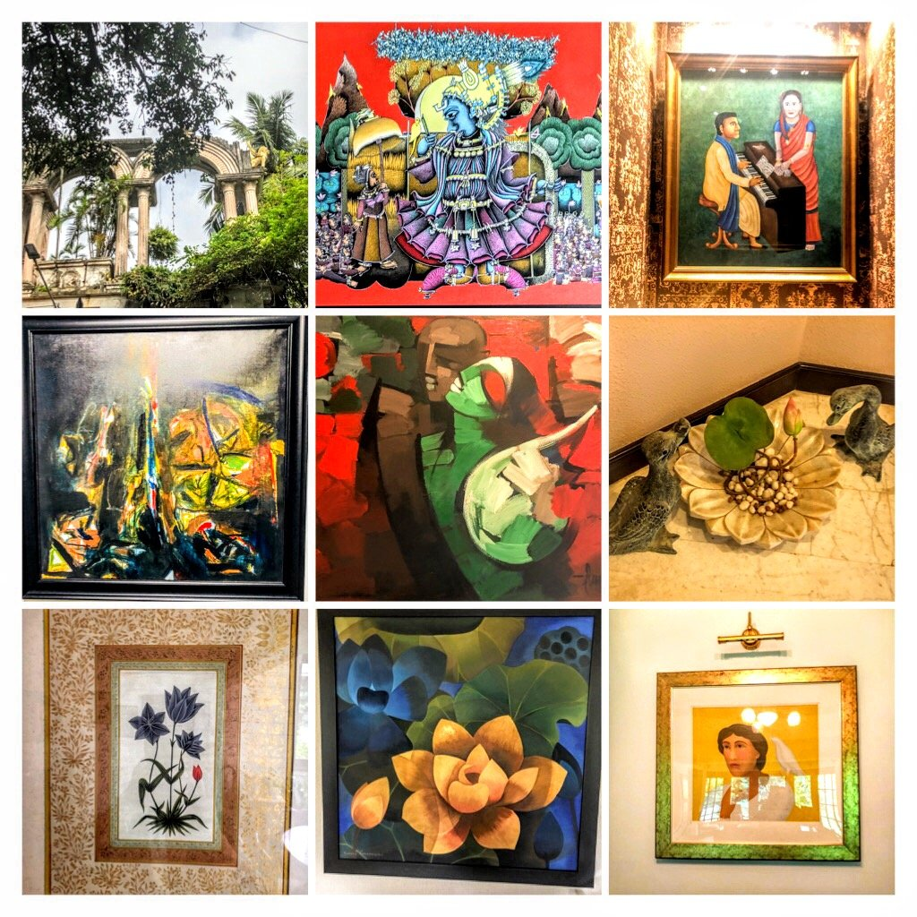 art collection  by veengupta