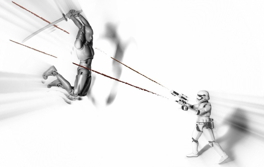 clash of the titans by graemestevens