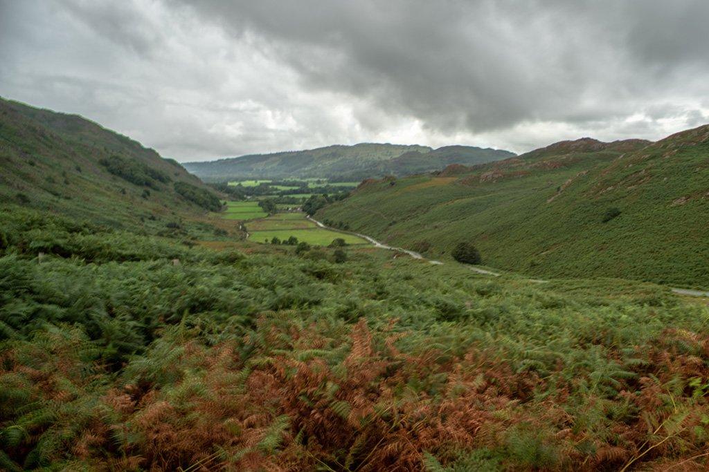 Eskdale Valley by ellida