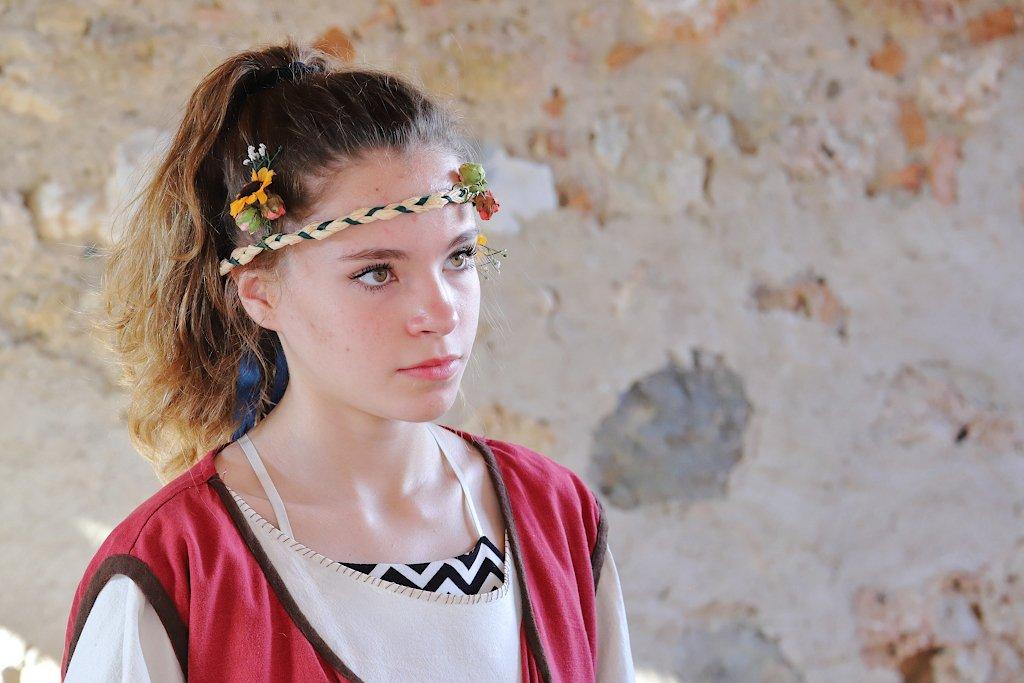 Re-enactment in Monteriggioni #3 by spectrum