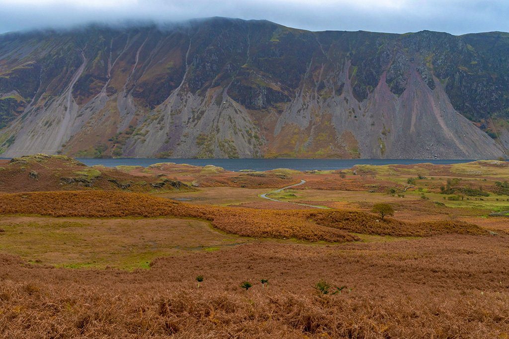 The Screes by ellida