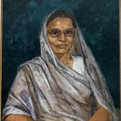 A portrait of a lady  by veengupta