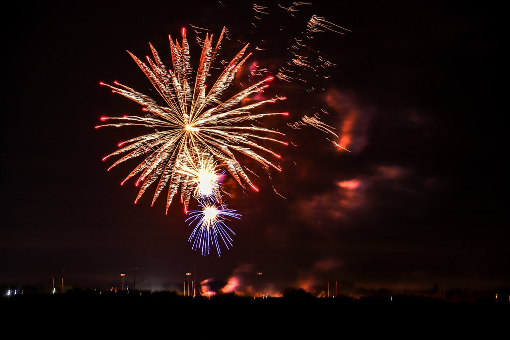 Fireworks! by rjb71