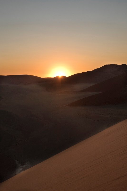 Rise from Dune 45 by helenhall