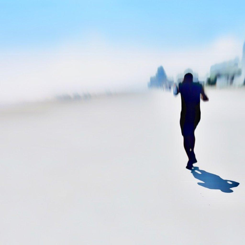 Jogging by joemuli