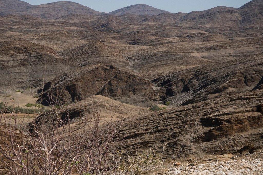 Kuisib valley by helenhall