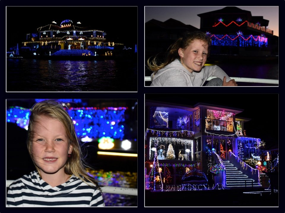 The Tradition Continues....Mandurah Lights 2018 by merrelyn
