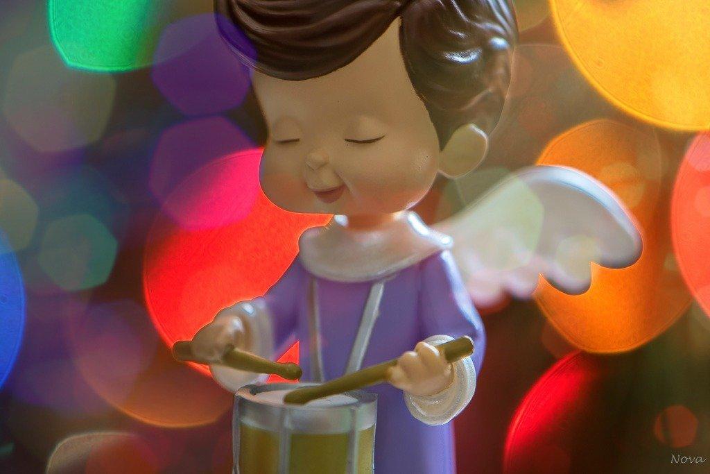 Little drummer boy by novab