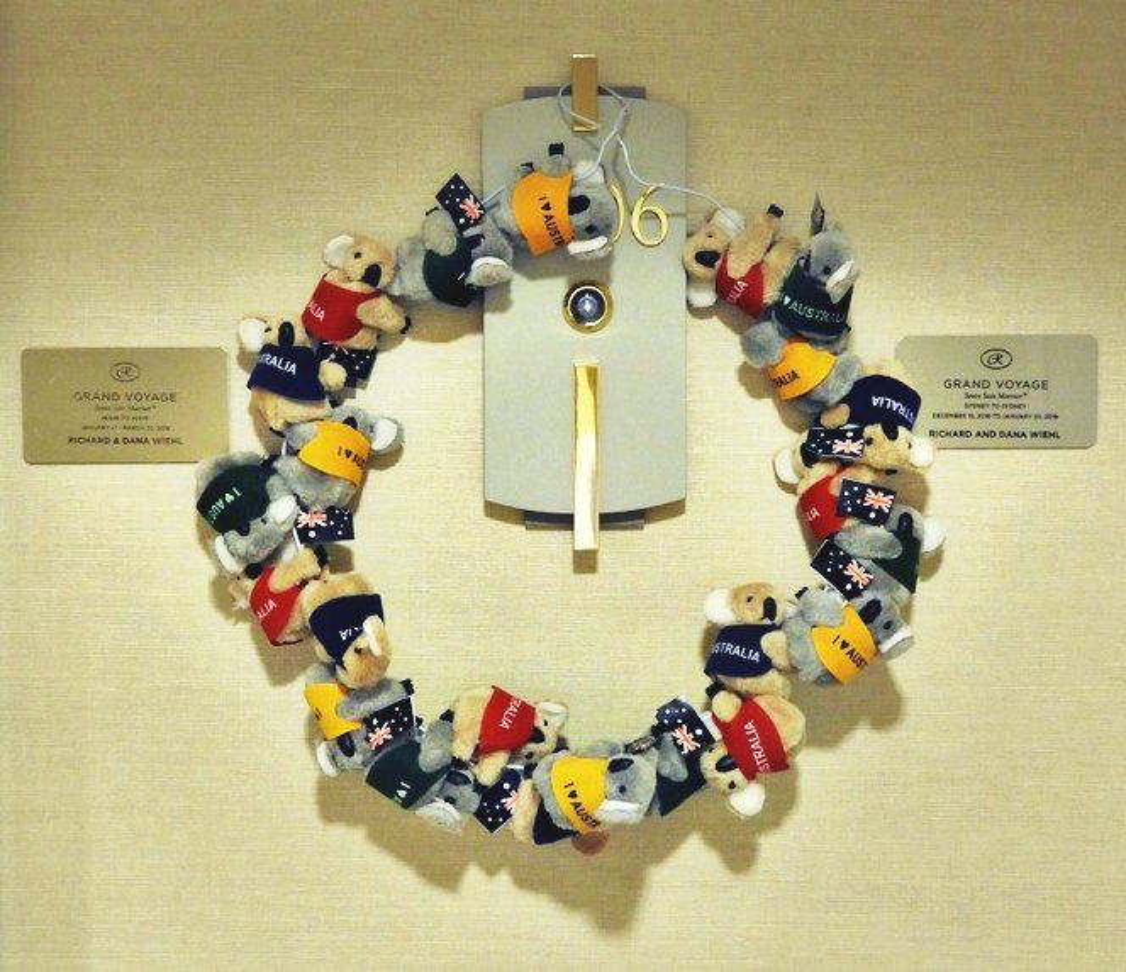 Christmas Wreath by ddw