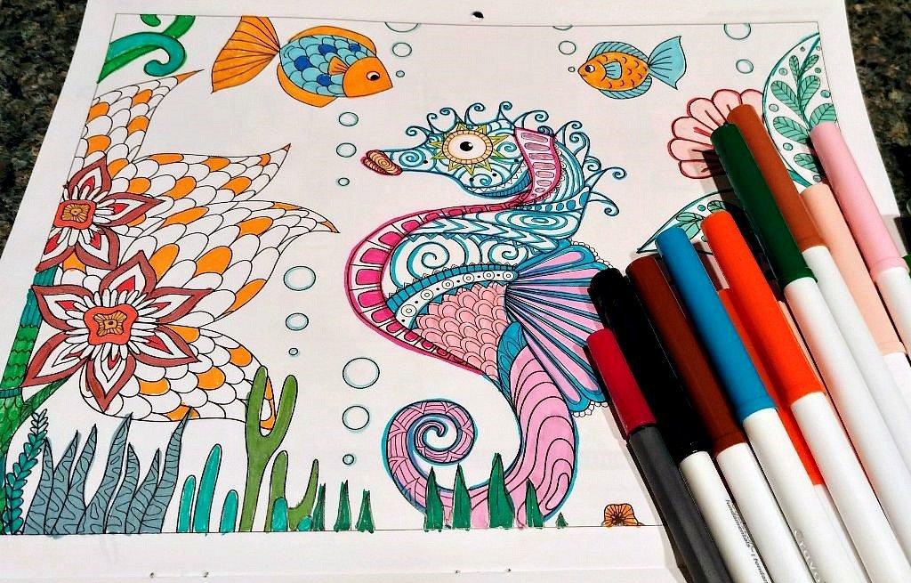 I Still Like To Color  by jo38